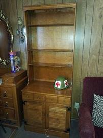 Ethan Allen display cabinet
