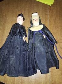 Nun dolls