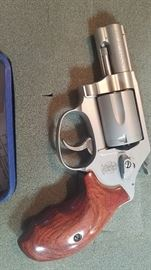 Lady Smith Smith & Wesson 357 60LS
