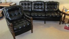 MCM Sofa and Chair
