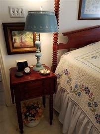 Jenny Lind nightstand
