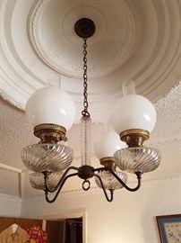 vintage light fixtures