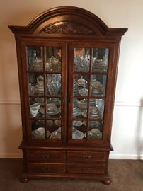 Midsize China Cabinet