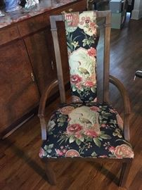 Henredon dining room chair
