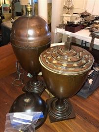 Antique Knife Urns
