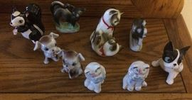 VINTAGE MADE IN JAPAN FIGURINES
