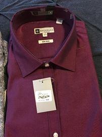 Several New Quality mens' shirts