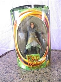 Lord of the Rings Elrond Figurine
