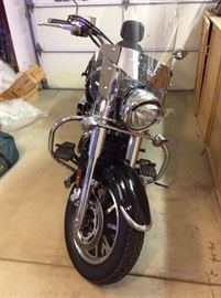 2005 Yamaha Midnight Star 1700, 13,779 miles, runs perfect!