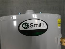 AO Smith 50 Gallon ProLine Residential Gas Water H ...