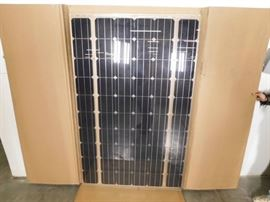 Lumos LSX250-60c Frameless Solar Panel