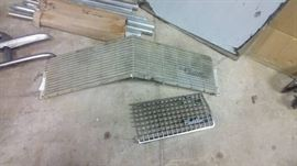 Pair Of Cadillac Front End Grills