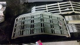 Lot Of (3) Front End Grills