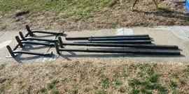 Ladder Rack Rails for Truck