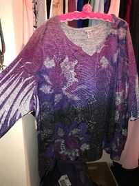 WOMENS CLOTHING-SIZE 3XL TO 4XL