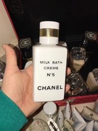 CHANEL PERFUMES / BODY LOTIONS