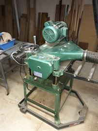"GRIZZLY 15"" PLANER MODEL G1021"