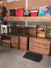 AMISH WOODEN FURNITURE