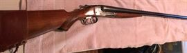 J. Stevens Model 330 16 Gauge Double Barrel side by side shotgun excellent shape