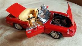 Red Alfa Model