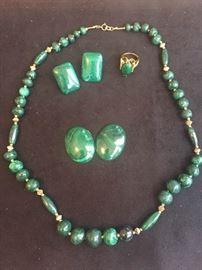 Malachite Jewelry
