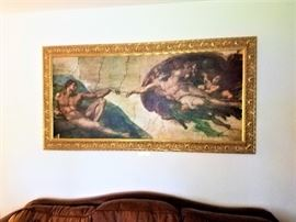 Renaissance artwork - excellent reproduction artwork