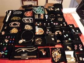 A LARGE Collection of Joan Rivers Jewelry from QVC. Some have what she paid for in them. Never been out of the boxes! These are from the Family I am working on Vulco Dr. Priced below market I have tracked it!