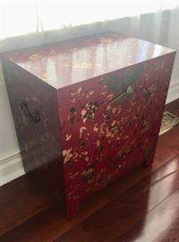 Asian looking file cabinet
