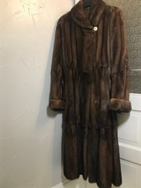 Full length mink