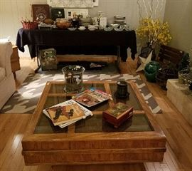 Coffee/End Tables, Home Décor, Collectibles, Area Rug