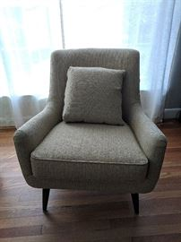 Mid Century Style Huntington House Chair