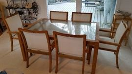 Floridian Table and Chairs