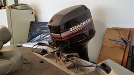 Tracker Pro Team 185 Bass Boat Picture #4