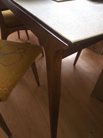 John Van Koert Dining Table set by Drexel