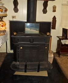 Franklin Woodburning Stove