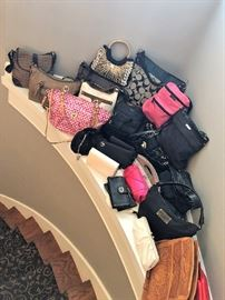 Designer purses (more than pictured) Kate Spade/Marc Jacobs/ Michael Kors/Coach/Brighton and others!