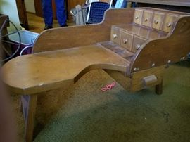 Old Cobbler Style Coffee Table