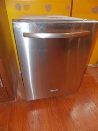 stainless steel diswasher