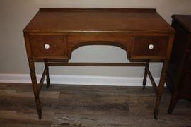 Antique Desk on Casters