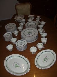 Beautiful vintage china set.