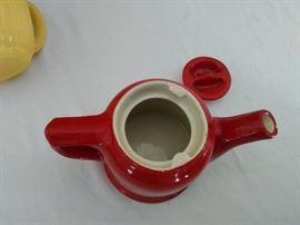 Halls teapot