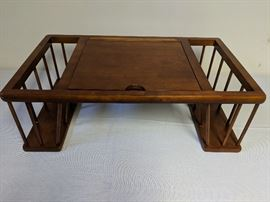 Large bed tray