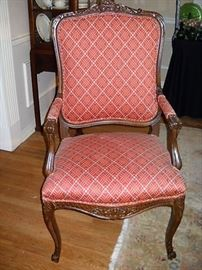 dining room captains chair