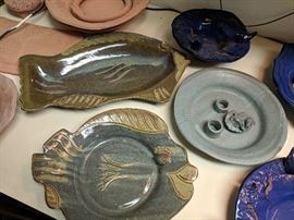 Ceramic Pottery by Bob Huey