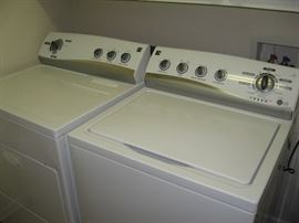 Matching Kenmore High Efficiency Washer/Dryer...