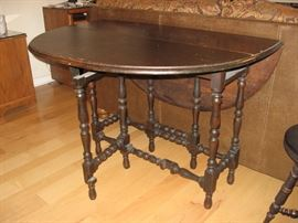 Gateleg Table...