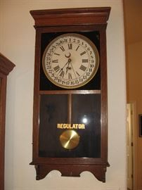 Regulator Clock...