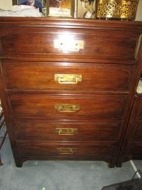 Davis Cabinet one of 2 chests with matching dresser
