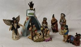 Southwest Nativity Set By Collections Etc. by Coll ...