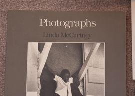 Linda McCartney Photographs Book